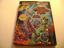 Monster High: Great Scarrier Reef / La Grande Barrière Des Frayeurs (DVD) Mattel