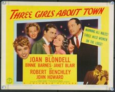 THREE GIRLS ABOUT TOWN (1941) 2533
