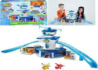 Super Wings World Airport Playset Control Tower Ages 3+ Toy Play Plane Fly Gift