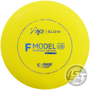 NEW Prodigy Glow Base Grip F Model US Driver Golf Disc - COLORS WILL VARY