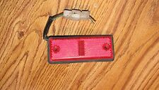 84-91 MITSUBISHI MONTERO DODGE RAIDER SIDE MARKER LIGHT LH OEM DRIVER