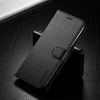 Coque portefeuille en cuir de luxe antichoc pour Xiaomi Mi 10T/10T Pro/10T Lite
