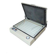 Hot Stamp Precise UV Vacuum Exposure Unit 24*28In(60*70cm) Plate Die Making New