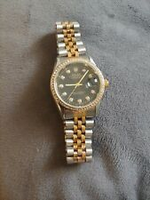Rolex Oyster Perpetual Datejust 36mm 1 Carat
