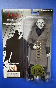 "Nosferatu Mego 8"" Figure Horror Vampire New"