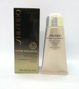 Shiseido Future Solution LX Universal Defense Broad Spectrum SPF 50+ ~ 1.9 oz