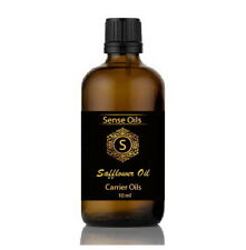 Cold Pressed Carrier Base Oil SAFFLOWER Pure Natural Aromatherapy Massage oil