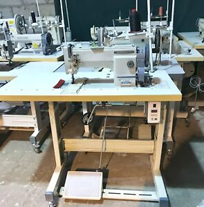 HIGHLEAD GC-0618 WALKING FOOT SEWING MACHINE FOR UPHOLDTRY WITH SILENT MOTOR