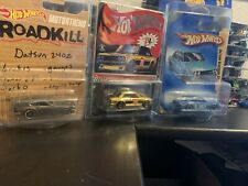 New ListingHot Wheels Datsun 3, 2020 Rlc 71 Datsun 510, Datsun 240z Motortrend, Bluebird510
