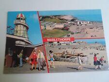 Retro MABLETHORPE Multiview Postcard (Helter Skelter)  (PLX15354)  §B1015