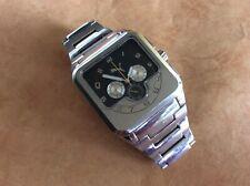 Puma Quartz Chronograph_Unique Design_Heavy Stainless Case_Date_Cool Watch