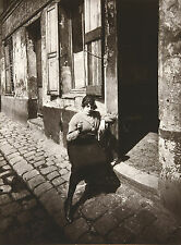 Masters of Photography: Eugene Atget: Parisian Streetwalker: Digital Photograph