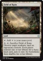 Field of Ruin 254/279 - LP - MTG Ixalan XLN Z2Q