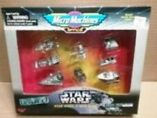 """Star Wars MicroMachines """"A New Hope"""" Collectors Edition NISB"""