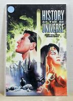 DC TPB/Graphic Novel History of the DC Universe By Marv Wolfman George Perez NM