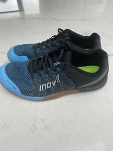 INOV8 | F-LITE 260 KNIT | HIIT Trainers Unisex | Blue and Black size 9.5