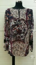 Camicia Blusa Maglia Donna Linea Curve Oversize Taglie comode OVS XXL / 54