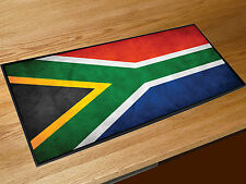 South African Flag bar runner home bar counter mat Pubs Clubs & Cocktail Bars