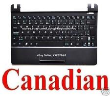 Keyboard + TopCase for ASUS EEE PC X101CH - CA Canadian Black
