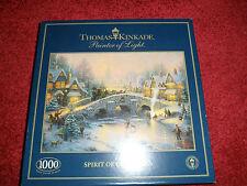 Collection Thomas Kinkade-Peintre de lumière - 1000 Pièces-Esprit de Noël
