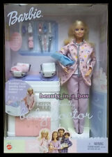Happy Family Baby Doctor Barbie Doll NRFB EXC ""