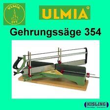 Ulmia Sierra ingletadora Modelo 354l con längeneinsteller - Tope de longitud