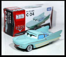 Tomica Disney C-24 CARS 2  FLO Tomy Diecast Car 2013 July New Model
