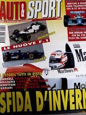 Rombo 10 1995 Le nuove auto da F1 Minardi e Ligier - Ferrari F50 F355 [R2]