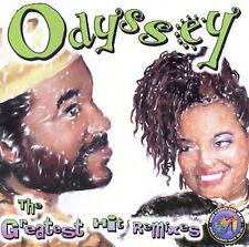 Greatest Hit Remixes - Odyssey (Disco) NEW (CD 1998)