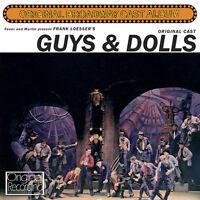 Original Cast - Guys And Dolls CD