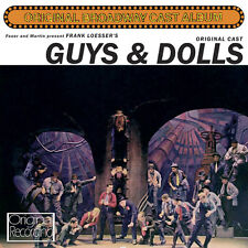 Original Cast - Guys And Dolls CD