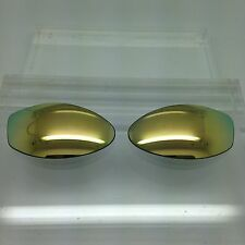 Arnette Swinger 250 Non-Raised Logo Replacement Lenses Champagne Reflective NEW