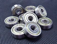 25 PCS 627ZZ (7x22x7 mm) Double Metal Shielded Ball Bearing Bearings 627z 7*22*7