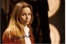 LALLA WARD DR WHO ROMANA SIGNED AUTOGRAPH 6 x 4 PRE PRINTED PHOTO TOM BAKER ERA