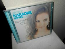 Artists Karaoke Series: Selena Gomez Scene New Sealed CD (Graphics/Book)