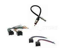 Car Radio Stereo Male Female Wire Harness Antenna Adapter Chevrolet Pontiac