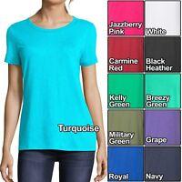07d5e77fd63 Plus Size Ladies Dolman T-Shirt Soft Tri Blend Womens Tee Top XL ...