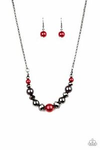 NWT! Paparazzi ~ The Big-Leaguer ~ Red Necklace