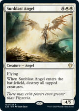 x4 Sunblast Angel MTG Commander 2020 R M/NM, English