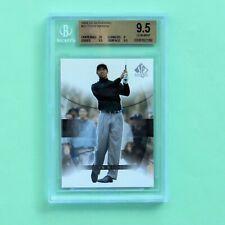 Tiger Woods - 2004 SP Authentic # 37 BGS -9.5 Gem Mint