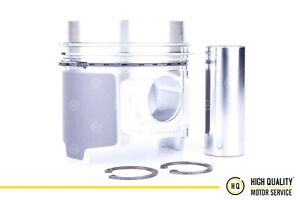Piston With Ring STD for Perkins, Shibaura 115016800, 103-15, 104-19, 100 Series