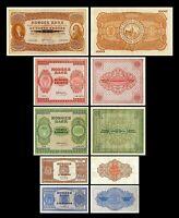 Norvège - 2x  5 - 1.000 Kroner - Edition 1945 - 1954 - Reproduction - 05