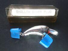 S TYPE SHALLOW DIVER PLUG TYPE FISHING PLUG LURE PIKE PERCH ZANDER PIKE PERCH