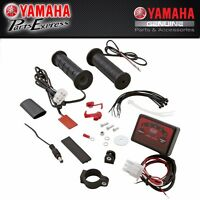 NEW YAMAHA DUAL ZONE ATV HEATED GRIPS BY HEAT DEMON® GRIZZLY DBY-ACC56-00-45