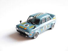 NSU TT voiture de course racing car, WESTERN MODELS/PLUMBIES #55 en 1:43 - Very Rare!