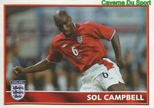 051 SOL CAMPBELL BIG STICKER EURO ENGLAND 2004 MERLIN