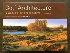 Paul Daley - Golf Architecture - A Worldwide Perspective Vol 2 - Signed