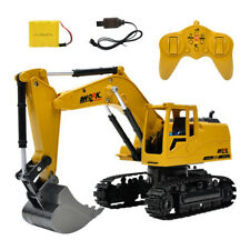 1:24 RC excavator toys RC truck toy RC Engineering car tractor Crawler Digger