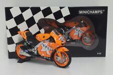 MINICHAMPS CASEY STONER 1/12 MODEL MOTOGP HONDA RC212V REPSOL GP ARAGON 2011