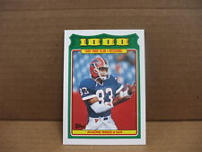 1988 Topps #28 1000 Yard Club Andre Reed